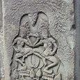 バイヨン寺院の列柱文様 アプサラ